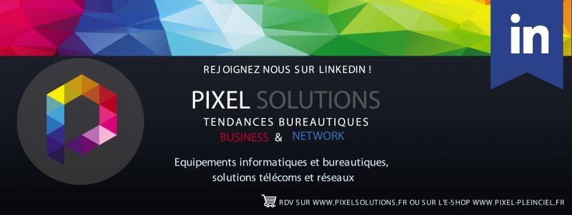 linkedin pixelsolutions